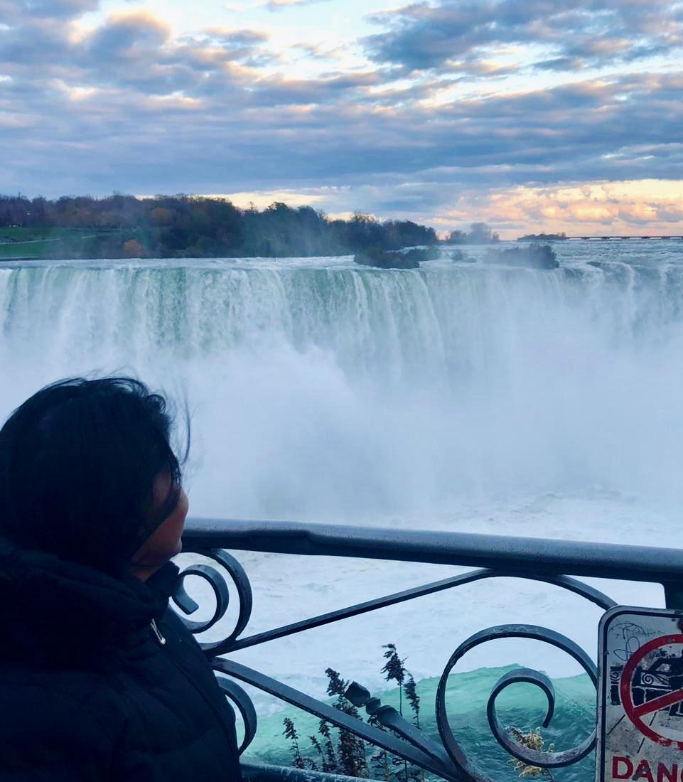 Niagara Falls, Toronto, Canada – November 2018