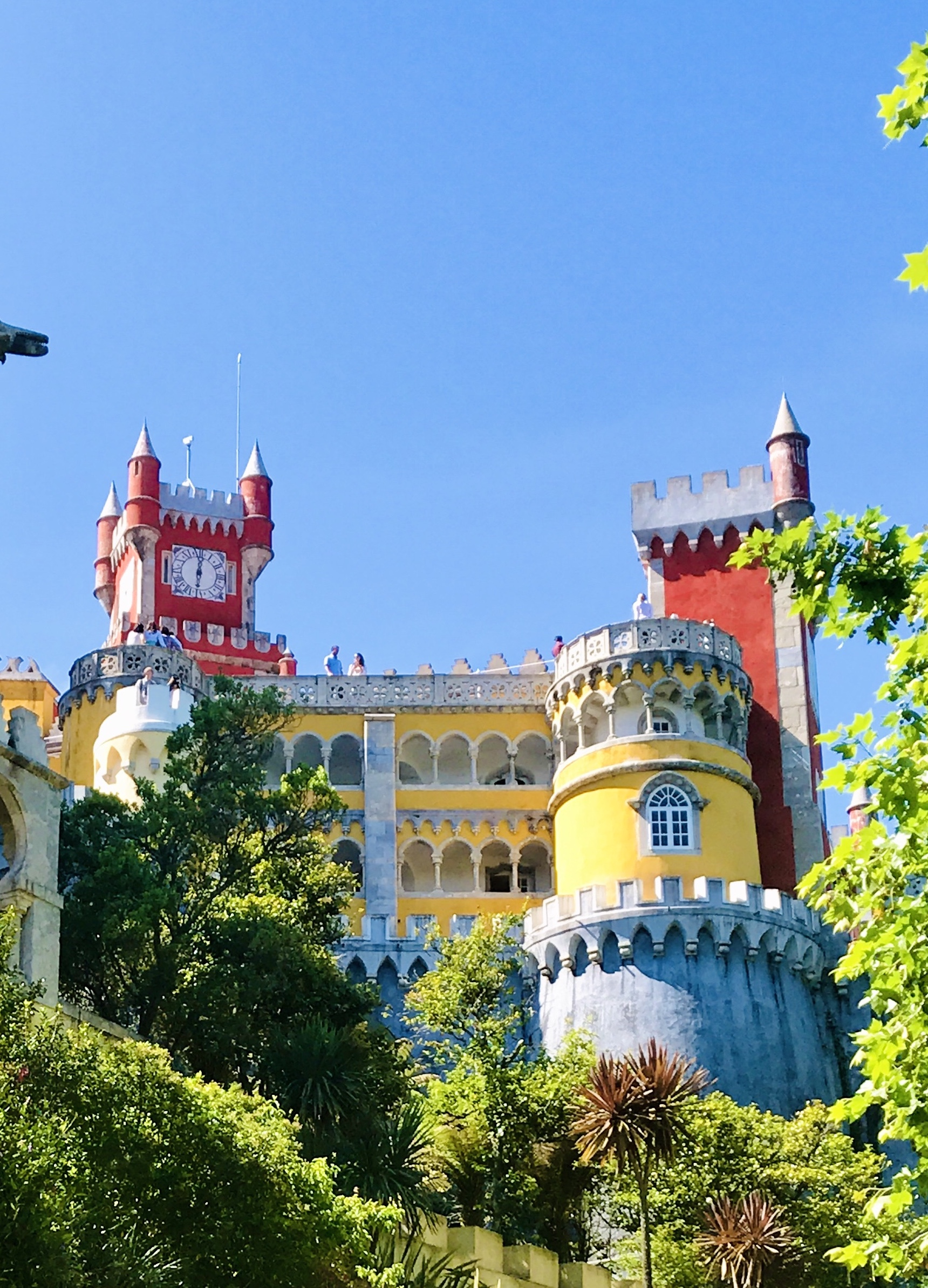 Sintra in half a day!