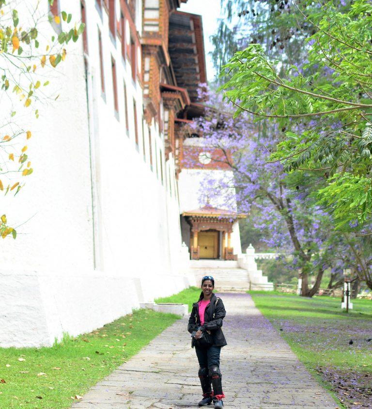 My First International Trip – A Bike Trip To Bhutan