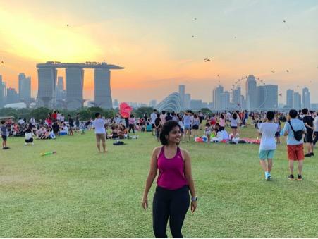 Singapore Sling!